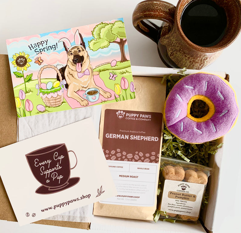 Coffee Subscription Box (includes shipping)