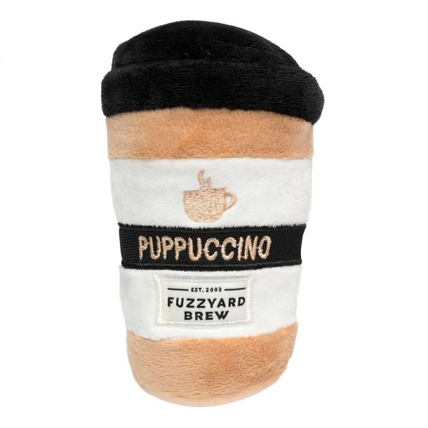 Puppuccino Dog Toy - Latte