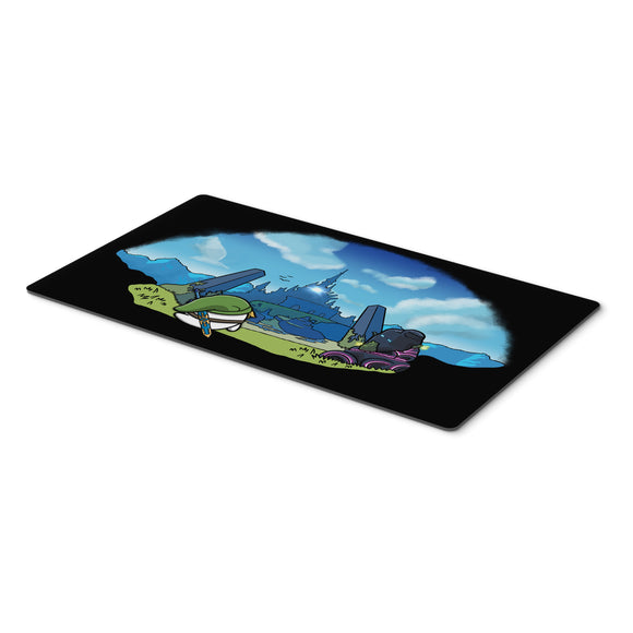 Boo of The Wild - Gaming Mouse Pad