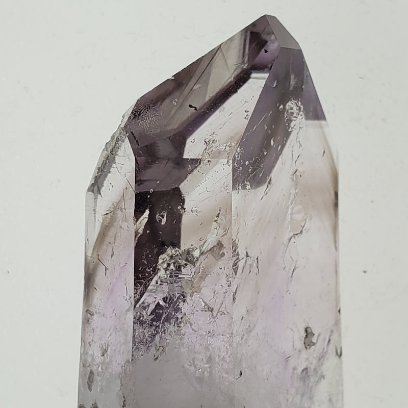 18.9g Beautifully Bright Brandberg Quartz With Smoky Phantom From Namibia