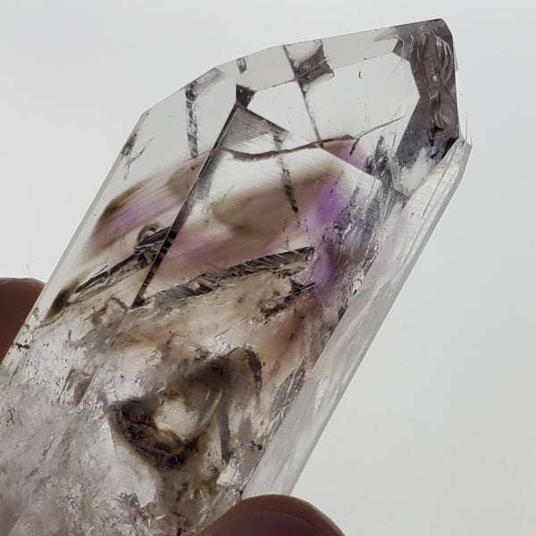 67.9 g Brandberg Quartz With Smoky Phantom From Namibia