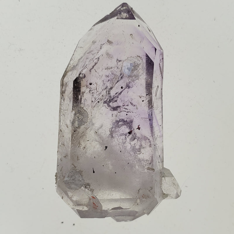 24.87 g Brandberg Quartz Set of 3 Beautiful Smoky Purple Crystals, From Namibia