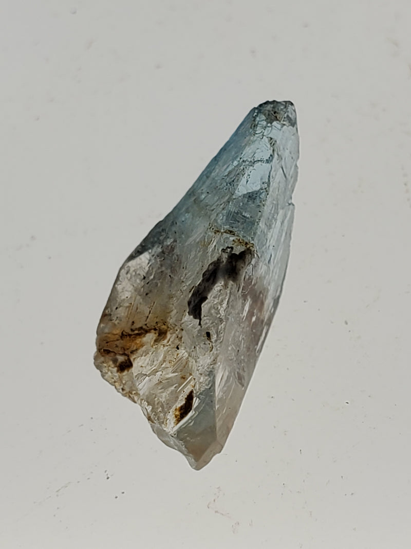 Rare Euclase Clear/Blue Crystal, 3.9 carats, Lost Hope Mine, Karoi, Zimbabwe, Blue Euclase, Stone of Clarity and Strength, Rare Mineral