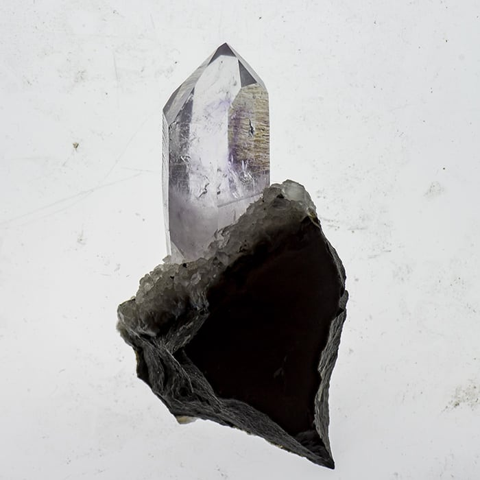 7.9 cm Brandberg Quartz In Matrix, Phantom From Namibia