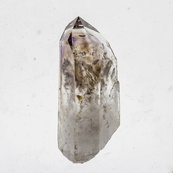 6.7 cm Clear Brandberg Quartz With Amethyst Phantom From Namibia