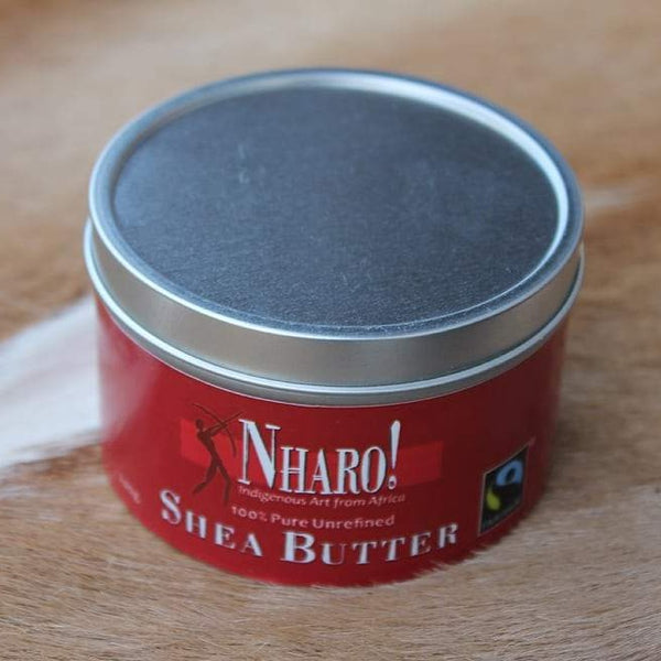 100% Pure Unrefined Shea Butter - 200g