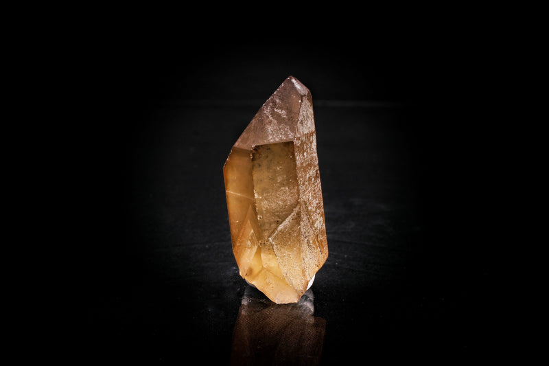 5.5cm Natural Citrine Quartz From Zambia