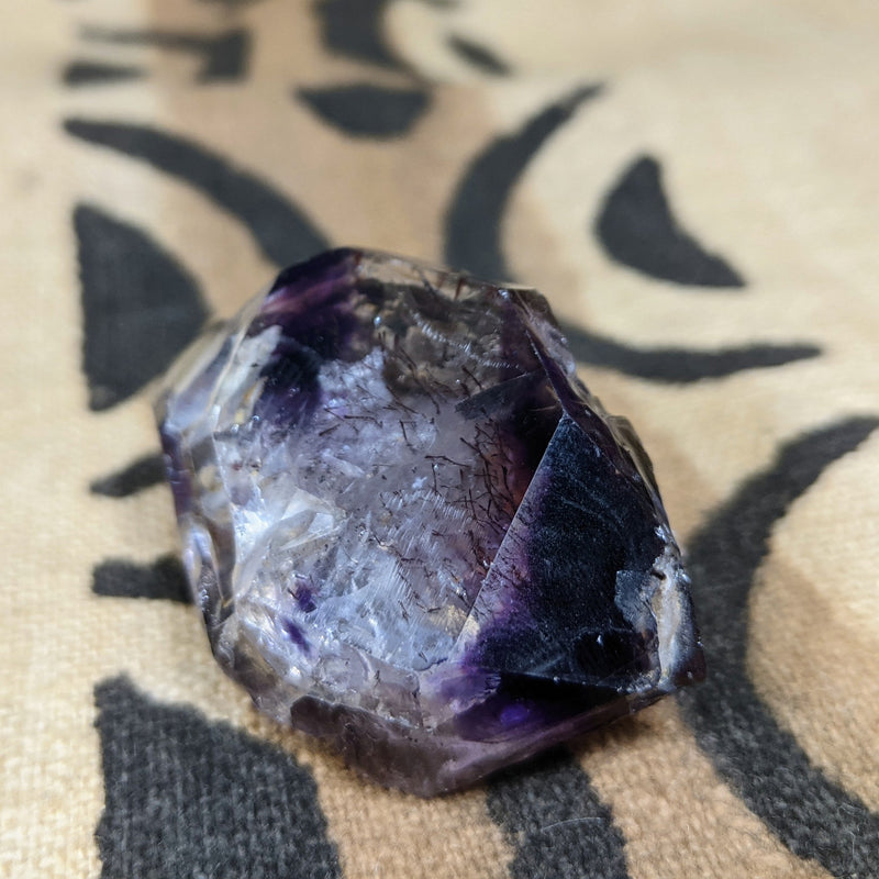 Deep Purple Shangaan Amethyst, 36.2 grams, Chibuku Mine, Zimbabwe