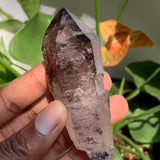 "3.4"" Lively Mobile Enhydro and phantom Shangann Amethyst from Zimbabwe"