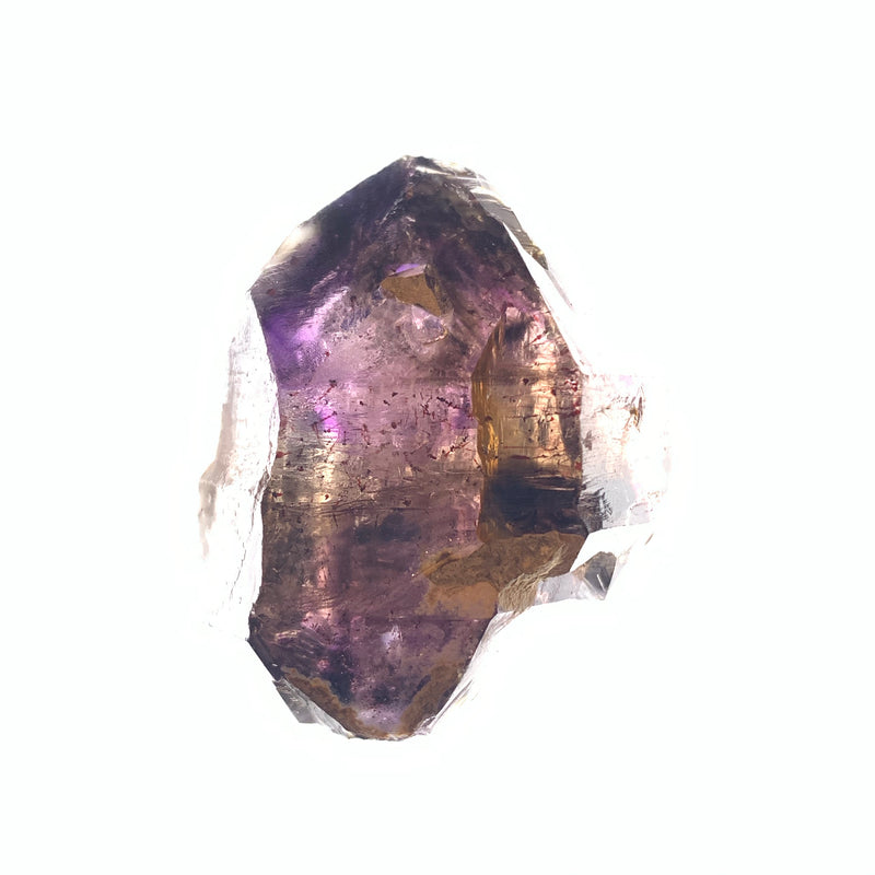 63g Shangaan Amethyst With Hematite Inclusions from Zimbabwe
