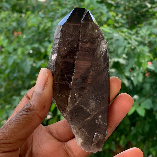 172g Smokey Quartz from Mulanje, Malawi, Africa