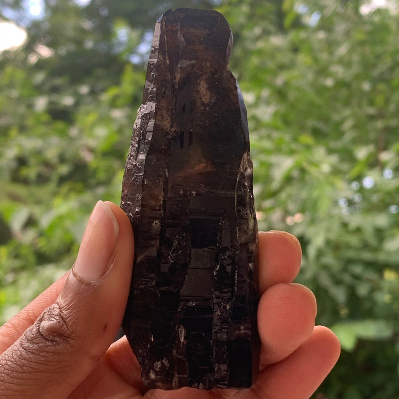 95.6g Smokey Quartz from Mulanje, Malawi, Africa
