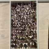 1kg Wholesale 200+ Pieces Shangaan Amethyst Flat