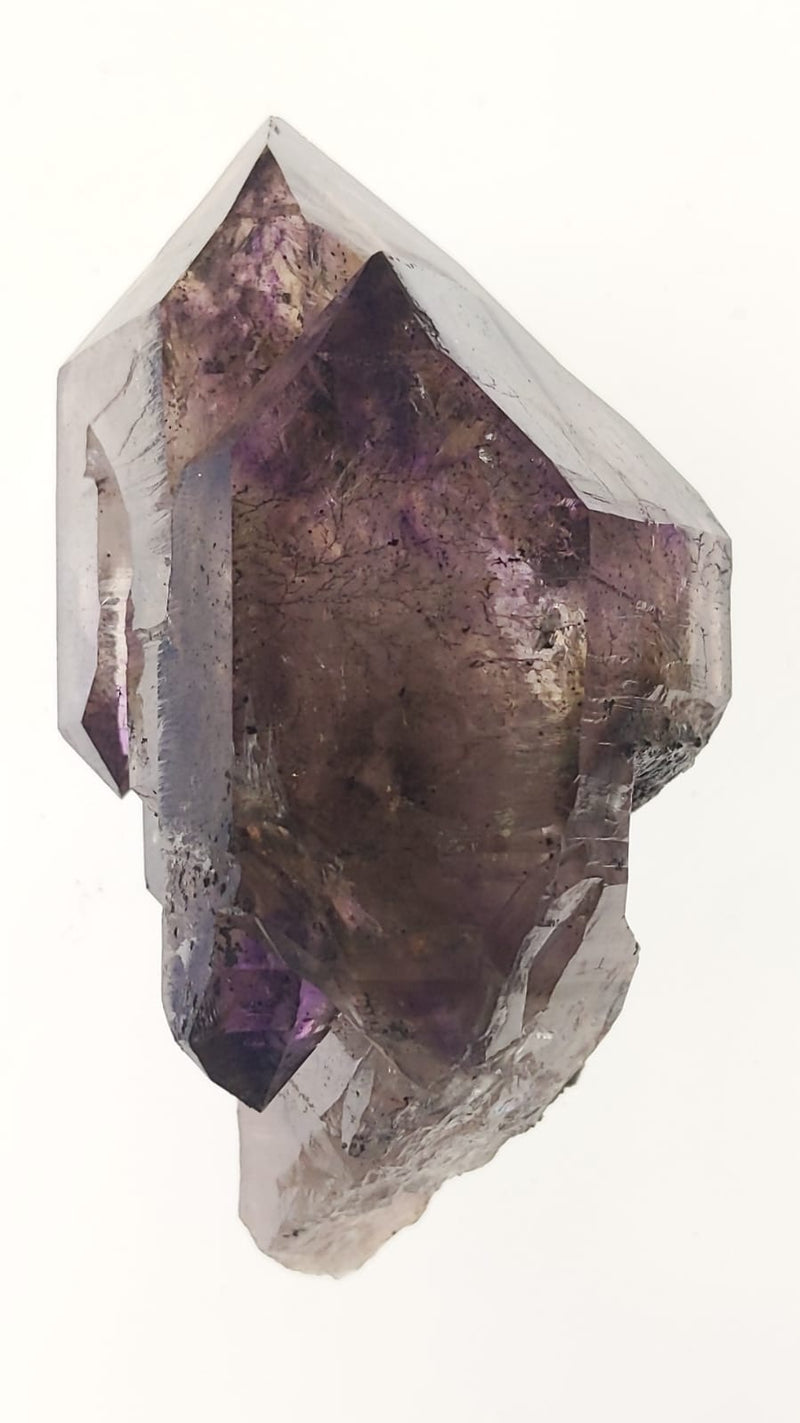 117g Twin Headed Shangaan Amethyst Scepter From Zimbabwe