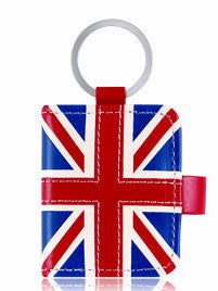 NEW Photo Key Holder Red and Union Jack, Espe Brand