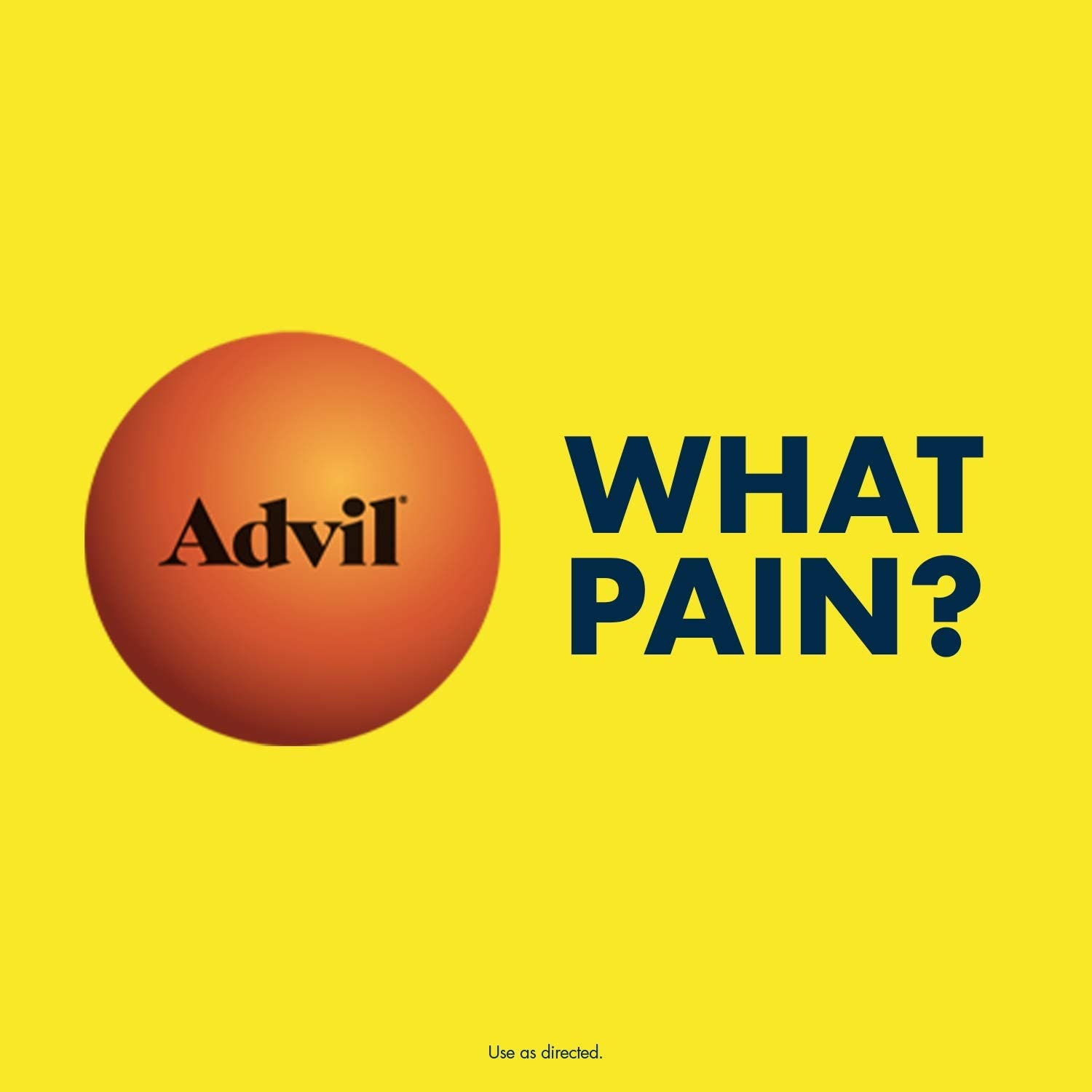 Advil 2-Pill Pack