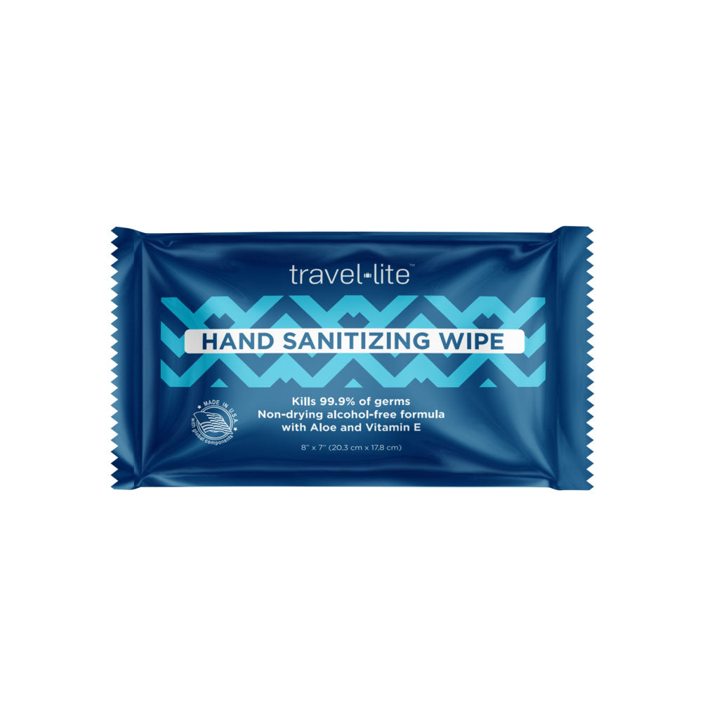 Anti-Bacterial Wipes 10 Count