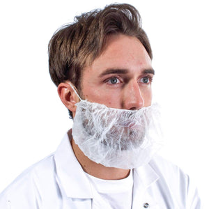 Disposable Protective Beard Covers/Beard Protectors