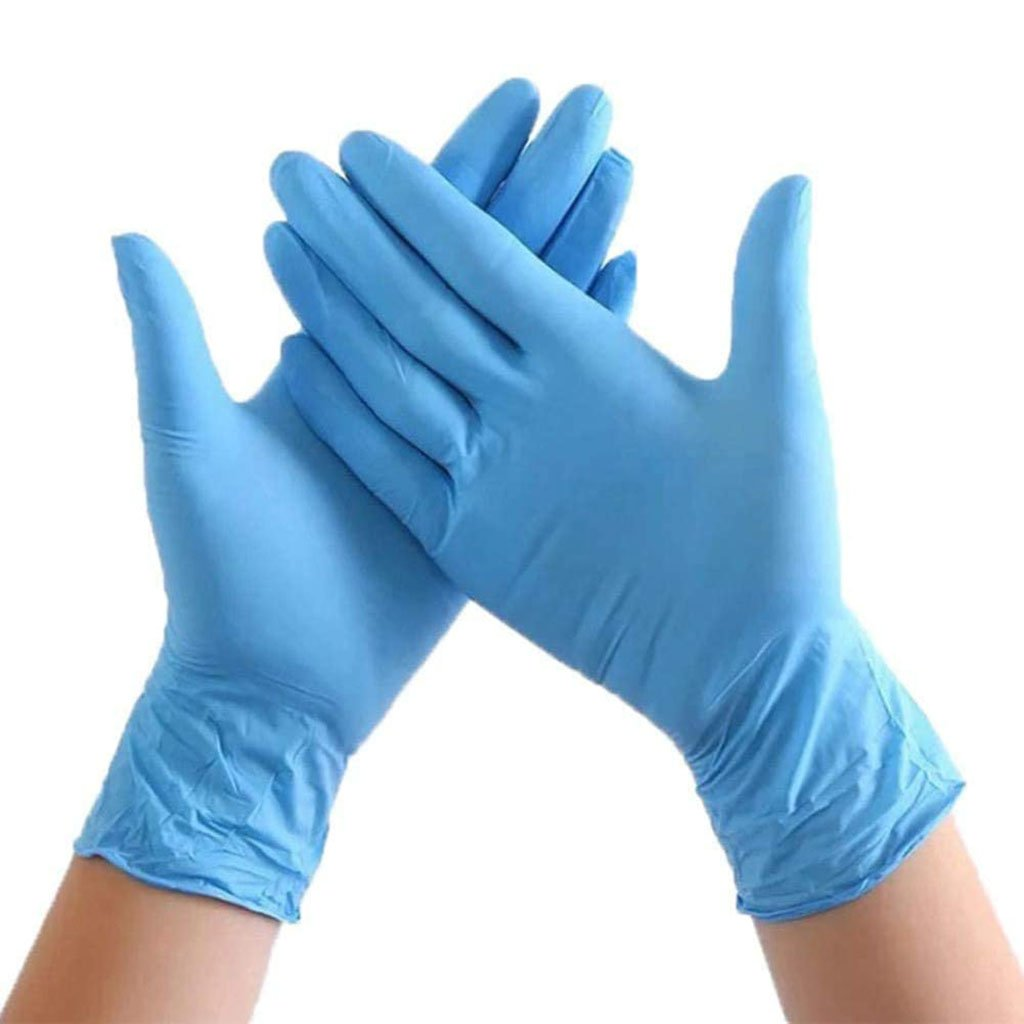 Nitrile Exam Gloves (Sold by the Box)