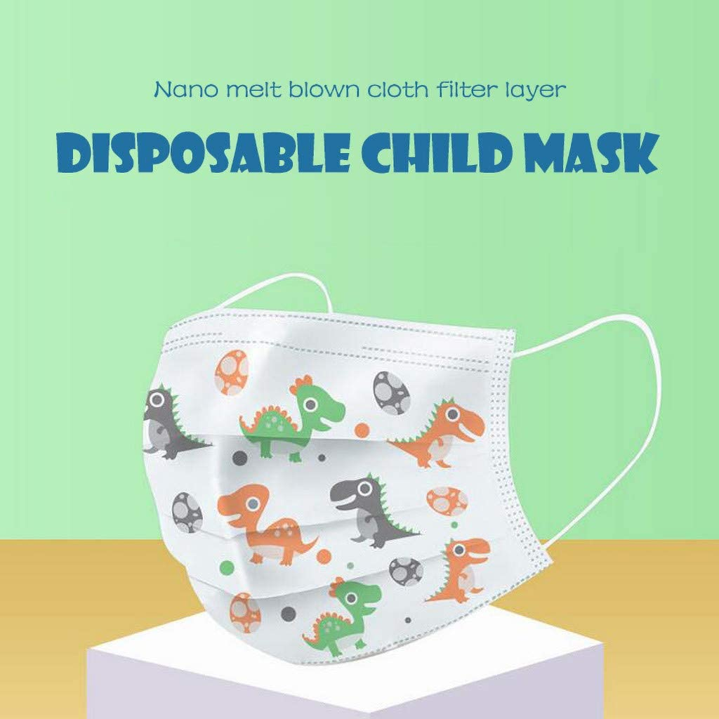 Non-Surgical Disposable Masks (Child)