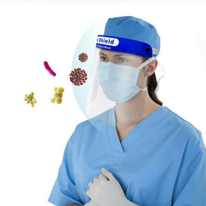 FDA-Approved Medical Protective Face Shield