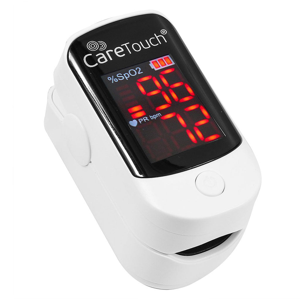 Pulse Oximeter / Heart Rate & Oxygen Saturation Monitor