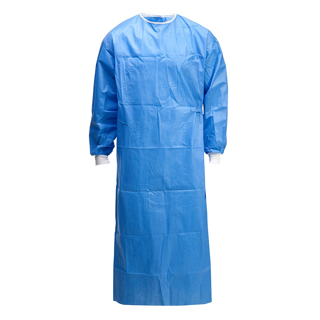 AAMI Level 1-4 Non-Sterile Surgical Gown