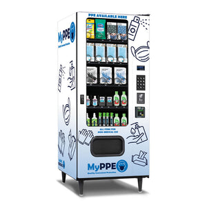 The MyPPE Vending Machine