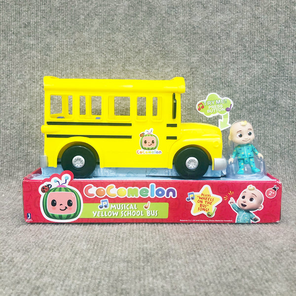 Kayleigh /& Co. * NEW CoComelon Musical Yellow School Bus