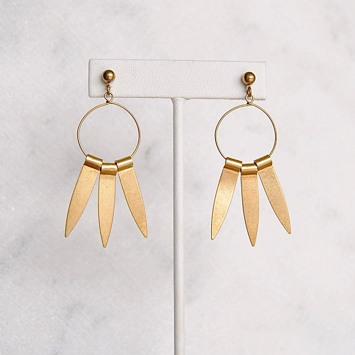 PETAL EARRINGS