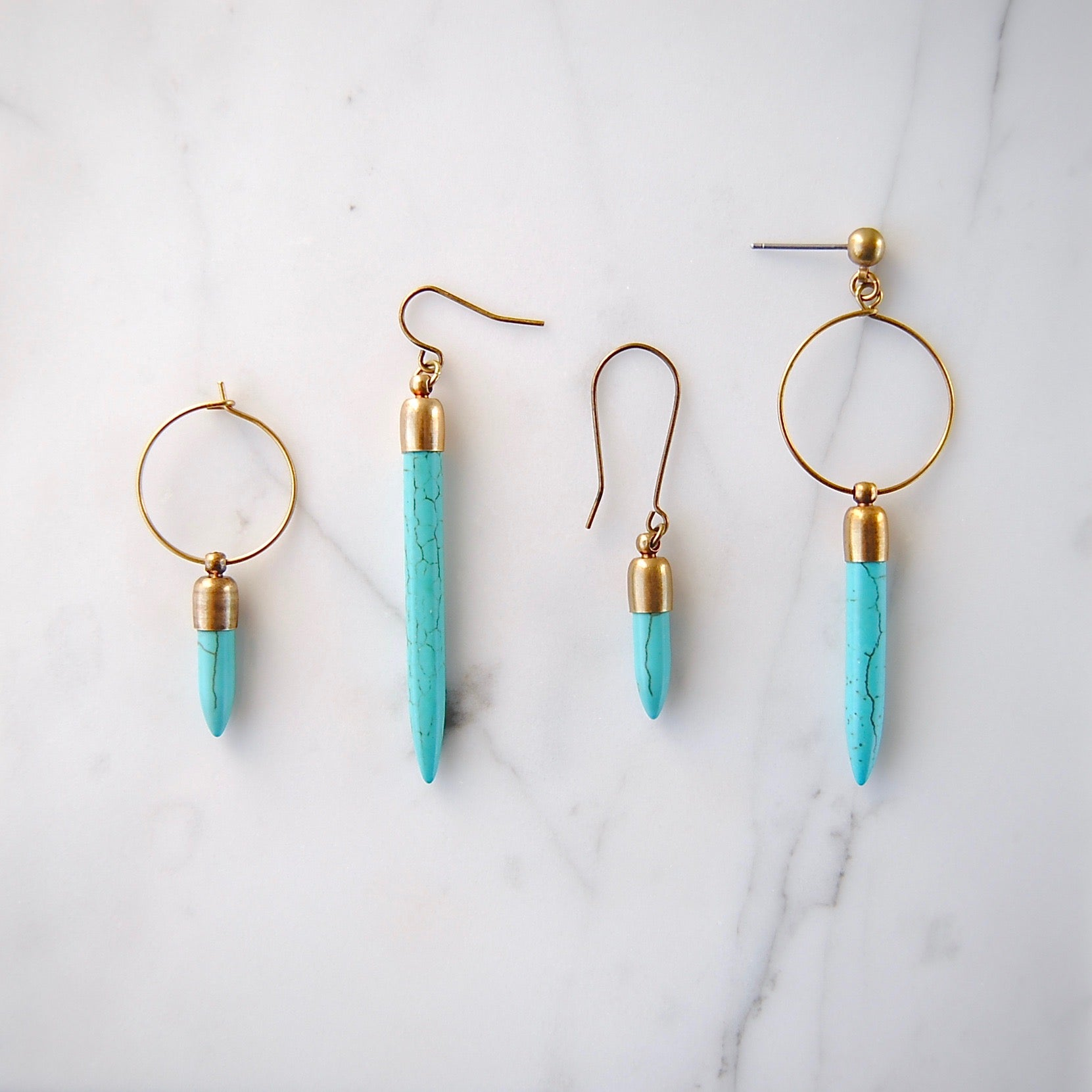 COORDINATING EARRING STYLES