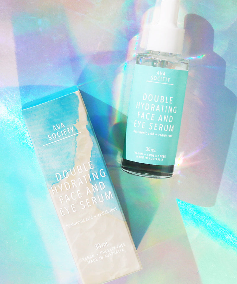 Double Hydrating Face And Eye Serum