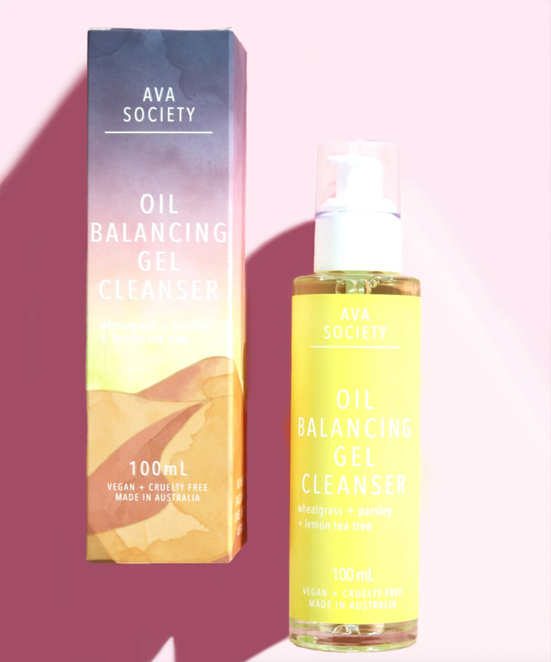 Oil Balancing Gel Cleanser