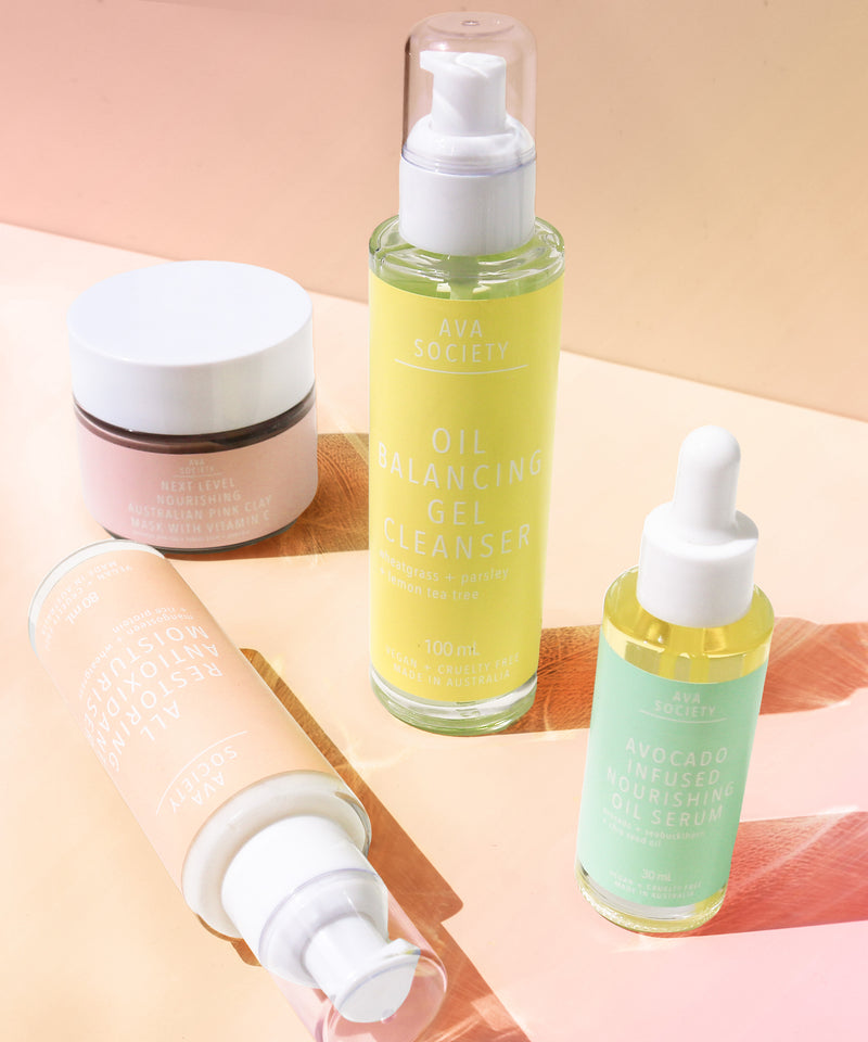 Addressing Acne Bundle