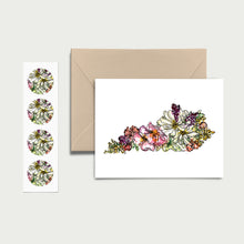 Load image into Gallery viewer, KENTUCKY WILD: Set of 8 Notecards + Kraft Envelopes + Stickers