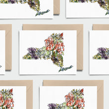 Load image into Gallery viewer, NEW YORK WILD: Set of 8 Notecards + Kraft Envelopes + Stickers