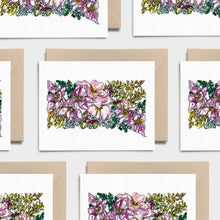 Load image into Gallery viewer, SOUTH DAKOTA WILD: Set of 8 Notecards + Kraft Envelopes + Stickers