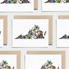 Load image into Gallery viewer, VIRGINIA WILD: Set of 8 Notecards + Kraft Envelopes + Stickers