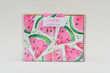 Load image into Gallery viewer, WONDERFUL WATERMELONS Notecard Sets