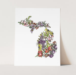 Michigan Wild: Print