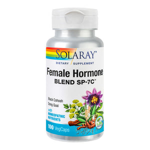 Female Hormone Blend, 100 cps, Secom