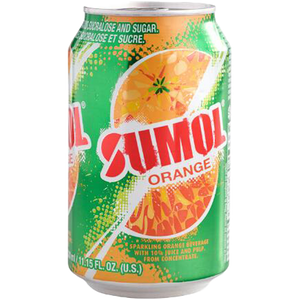 Sumol Orange Can