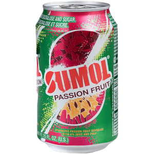 Sumol Passion Fruit Can