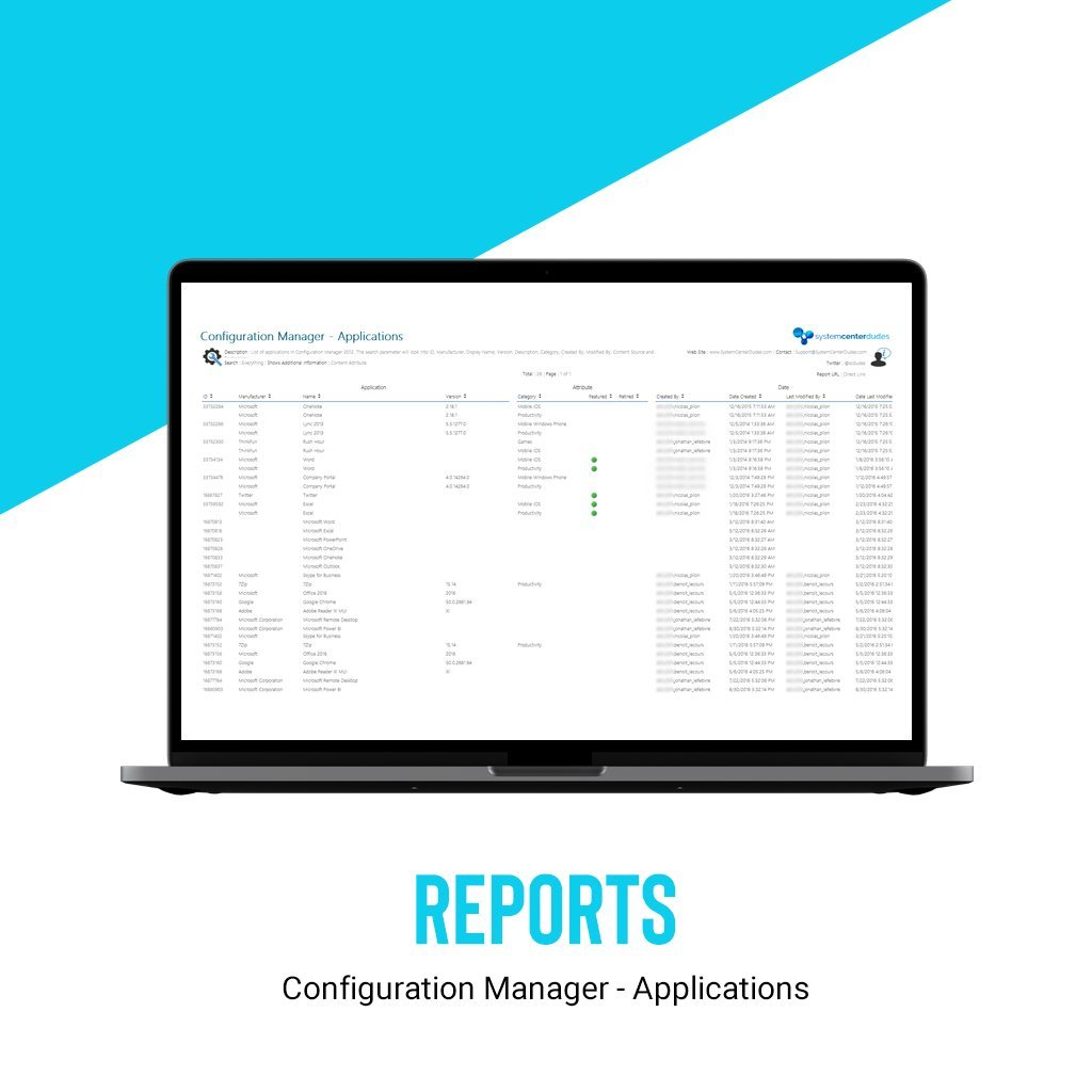 Configuration Manager - Applications - System Center Dudes