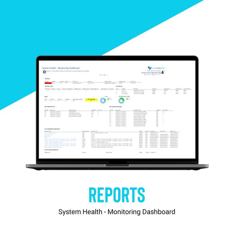 System Health - Monitoring Dashboard - System Center Dudes