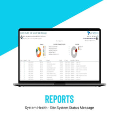 System Health - Site Status Message - System Center Dudes