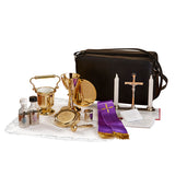 Cemetery Holy Water Pot Travel Kit