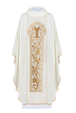 Embroidered Cup of Life Chasuble