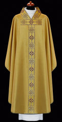 Chasuble Gold Brocade