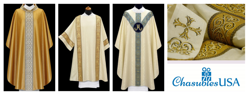 Vestments For Clergy